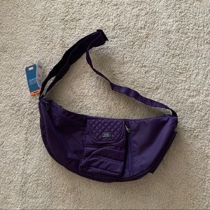 Lug Boomerang Sling bag